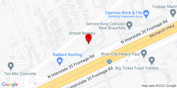 Google Map of +5080+S+Interstate+35+New+Braunfels+TX+78132