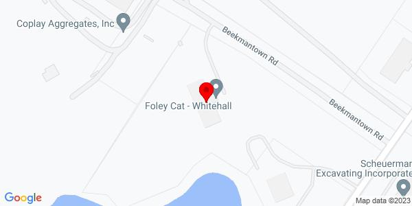 Google Map of +5102+Beekmantown+Drive+White+Hall+PA+18052