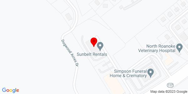 Google Map of +5130+Peters+Creek+Road+Roanoke+VA+24019