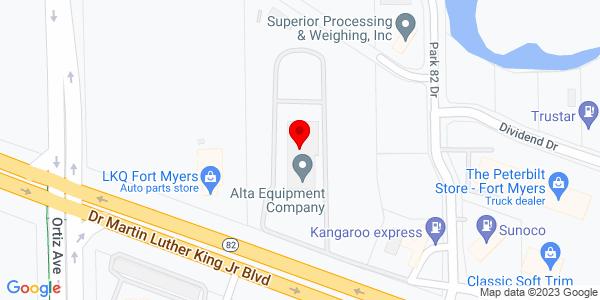 Google Map of +5151+Dr.+Martin+Luther+King+Jr.+Blvd.+Ft.+Myers+FL+33905