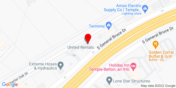 Google Map of +5210+South+General+Bruce+Drive+Temple+TX+76502