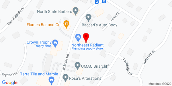 Google Map of +532+N+State+Road+Briarcliff+NY+10510