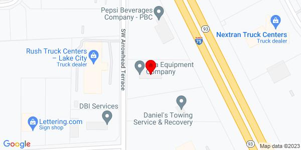 Google Map of +539+SW+Arrowhead+Terrace+Lake+City+FL+32024