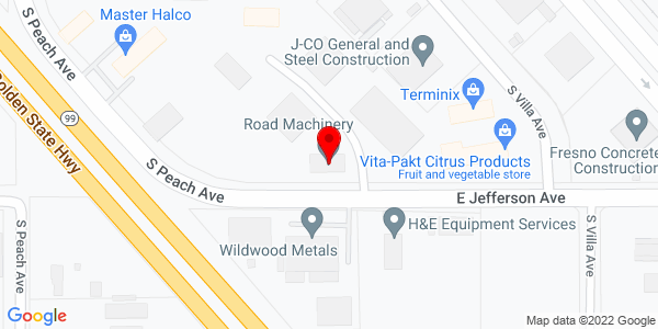 Google Map of +5461+S+Nikita+Avenue+Fresno+CA+93725