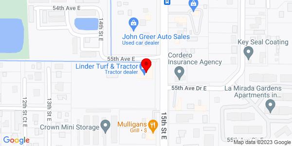 Google Map of +5504+15th+Street+E+Bradenton+FL+34203