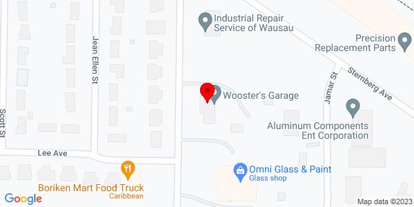 Google Map of +5605+Mesker+Street+Schofield+WI+54476