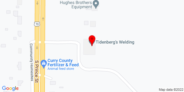 Google Map of +575+A+U.S.+Hwy+70+Clovis+NM+88101
