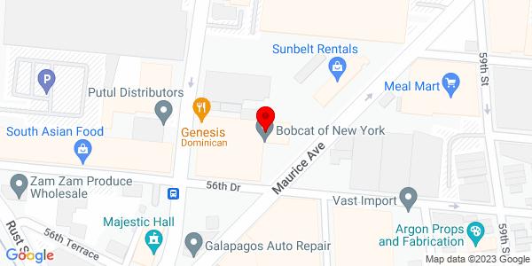 Google Map of +58-64A+Maurice+Avenue+Maspeth+NY+11378