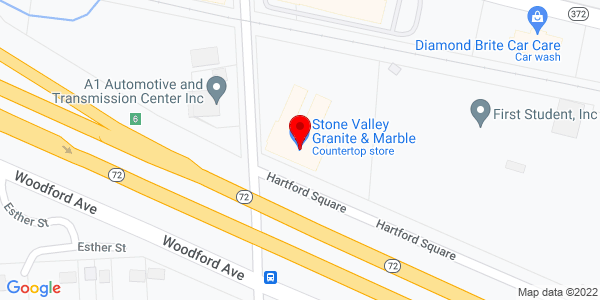 Google Map of +60+Wooster+Street+New+Britain+CT+06052