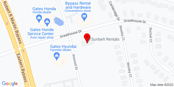 Google Map of +6001+Atwood+Drive+Richmond+KY+40475