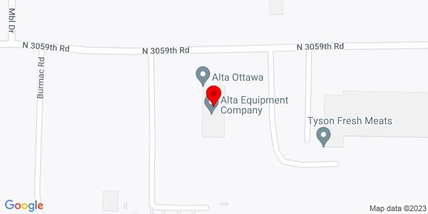Google Map of +613+E+Stevenson+Road+Ottawa+IL+61350