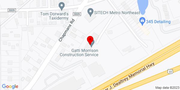 Google Map of +6352+Chapmans+Road+Allentown+PA+18106