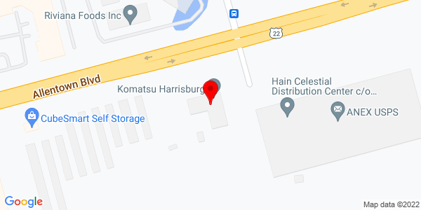 Google Map of +6375+Allentown+Blvd+Harrisburg+PA+17112