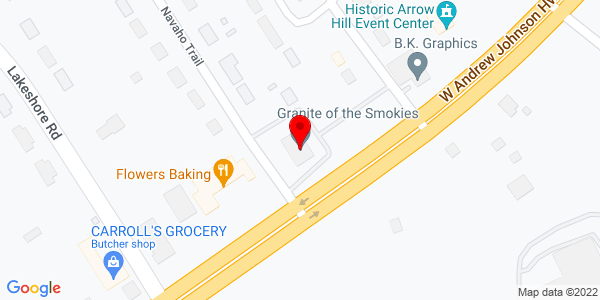 Google Map of +6688+W+Andrew+Johnson+Highway+Talbott+TN+37877