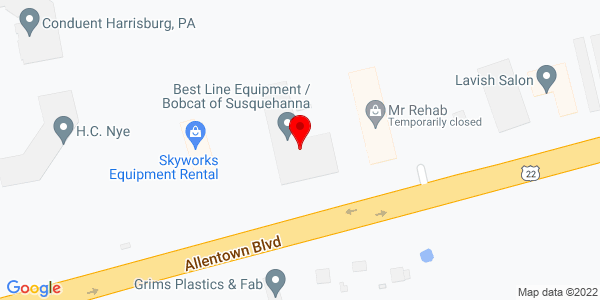 Google Map of +6700+Allentown+Blvd.+Harrisburg+PA+17112