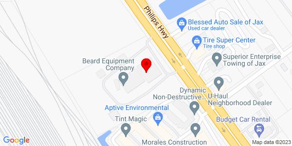 Google Map of +6870+Phillips+Highway+Jacksonville+FL+32216