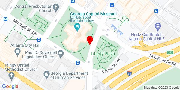 Google Map of +6929+E+Greenway+Parkway%2C+Suite+200+Atlanta+GA+30305