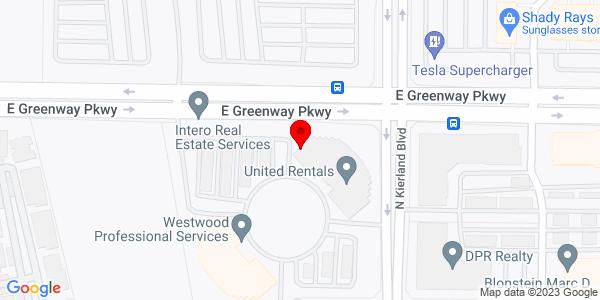 Google Map of +6929+E+Greenway+Parkway%2C+Suite+200+Scottsdale+AZ+85254
