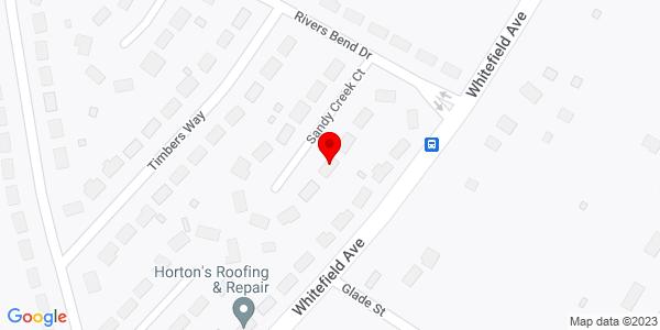 Google Map of +7+Sandy+Creek+Court+Savannah+GA+31406