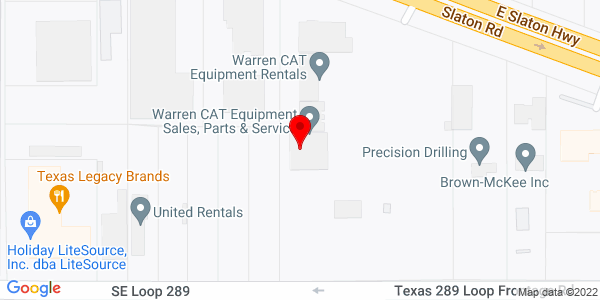 Google Map of +702+Slaton+Road+Lubbock+TX+79404
