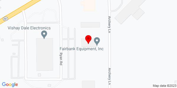 Google Map of +703+Archery+Lane+Yankton+SD+57078