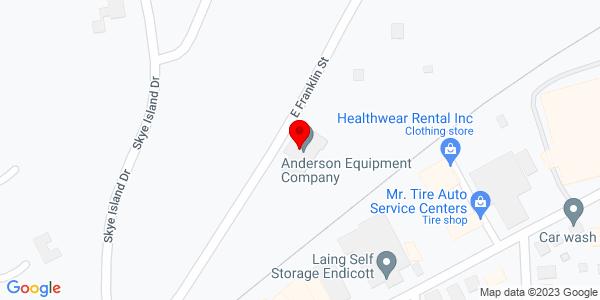 Google Map of +720+E+Franklin+Street+Endicott+NY+13760