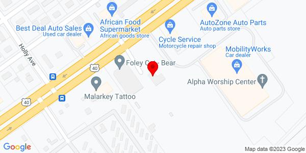 Google Map of +720+Pulaski+Hwy+Bear+DE+19701