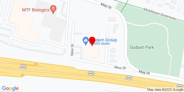 Google Map of +75+New+Street+Edison+NJ+08837