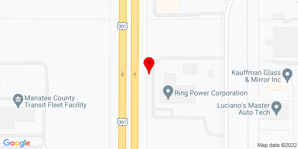 Google Map of +7500+26th+Court+E+Sarasota+FL+34243