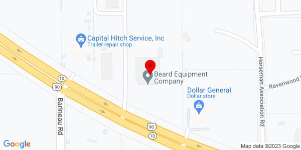 Google Map of +7566+W+Tennessee+Street+Tallahassee+FL+32304