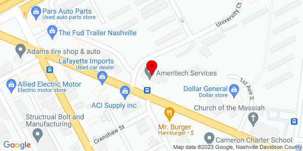 Google Map of +76+Lafayette+St+Nashville+TN+37210