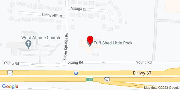 Google Map of +7720+Interstate+30+Little+Rock+AR+72203