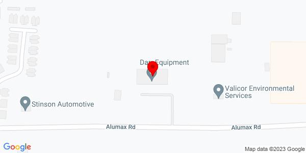 Google Map of +7760+Alumax+Drive+Texarkana+TX+75501