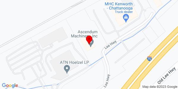 Google Map of +7829+Lee+Highway+Chattanooga+TN+37421