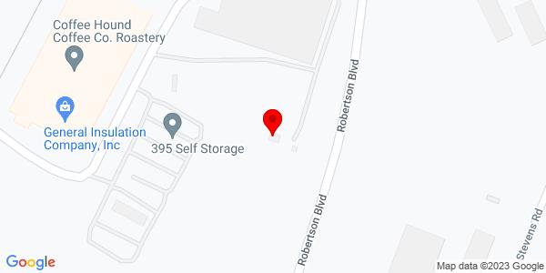 Google Map of +79+Robertson+Blvd.+Brewer+ME+04412