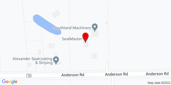 Google Map of +791+Anderson+Road+Montgomery+AL+36110