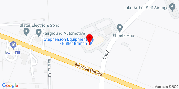 Google Map of +796+Unionville+Road+Prospect+PA+16052