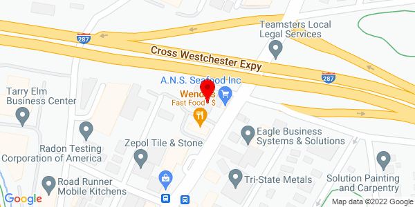 Google Map of +8+Williams+Street+Elmsford+NY+10523