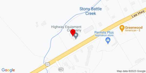 Google Map of +8071+Lee+Highway+Troutville+%28Roanoke%29+VA+24175