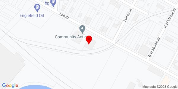 Google Map of +818+Lee+Street+Zanesville+OH+43701