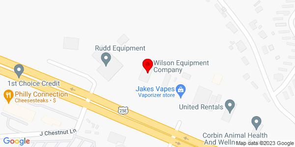Google Map of +828+W+Cumberland+Gap+Pkwy+Corbin+KY+40701