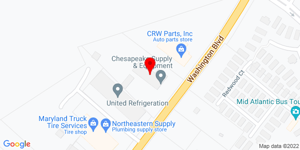 Google Map of +8366+Washington+Blvd.+Jessup+MD+20794
