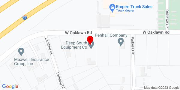 Google Map of +8489+West+Oaklawn+Road+Biloxi+MS+39532