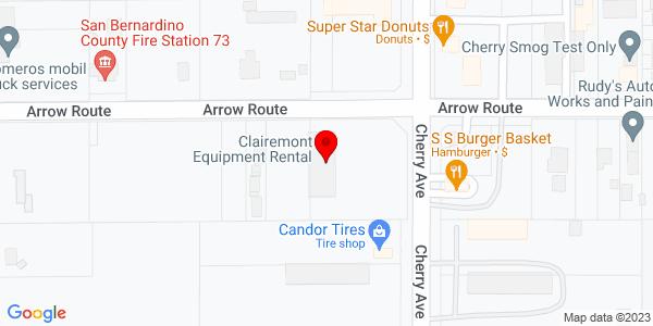 Google Map of +8520+Cherry+Avenue+Fontana+CA+92335