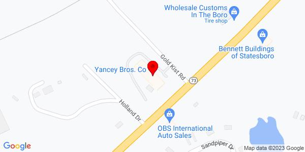Google Map of +8555+Highway+301+South+Statesboro+GA+30458