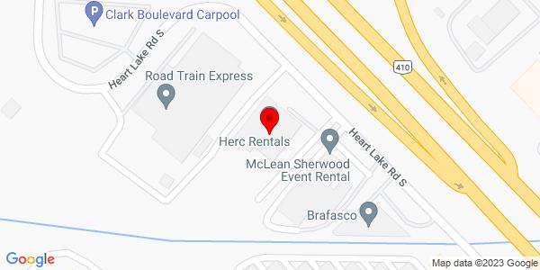 Google Map of +89+Heart+Lake+Road+So+Brampton+Ontario%2C+Canada+L6W+3K1
