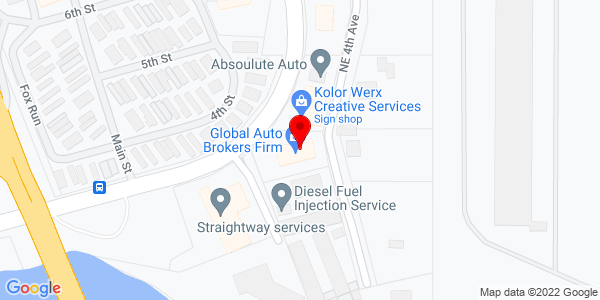Google Map of +8912+NE+Vancouver+Way+Portand+OR+97211
