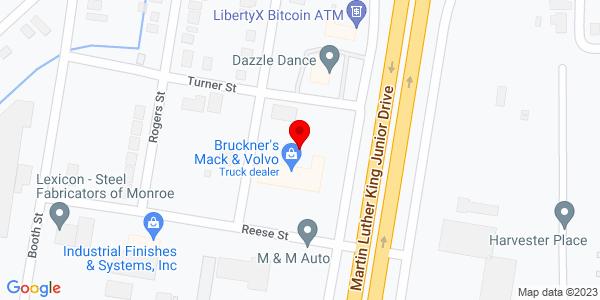 Google Map of +900+Martin+Luther+King+Drive+Monroe+LA+71203