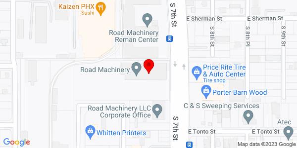 Google Map of +902+S+7th+Street+Phoenix+AZ+85034