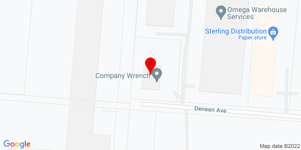 Google Map of +920+Deneen+Avenue+Monroe+OH+45050